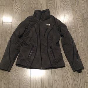 Beautiful grey jacket by The North Face